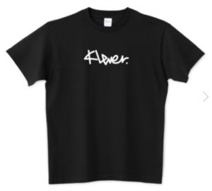 KLever(クレバー)のTシャツができました!